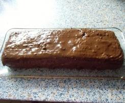 Eiweißschokokuchen