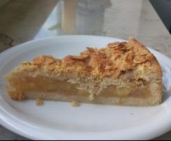 Gedeckter Apfelkuchen, Lecker&Vegan