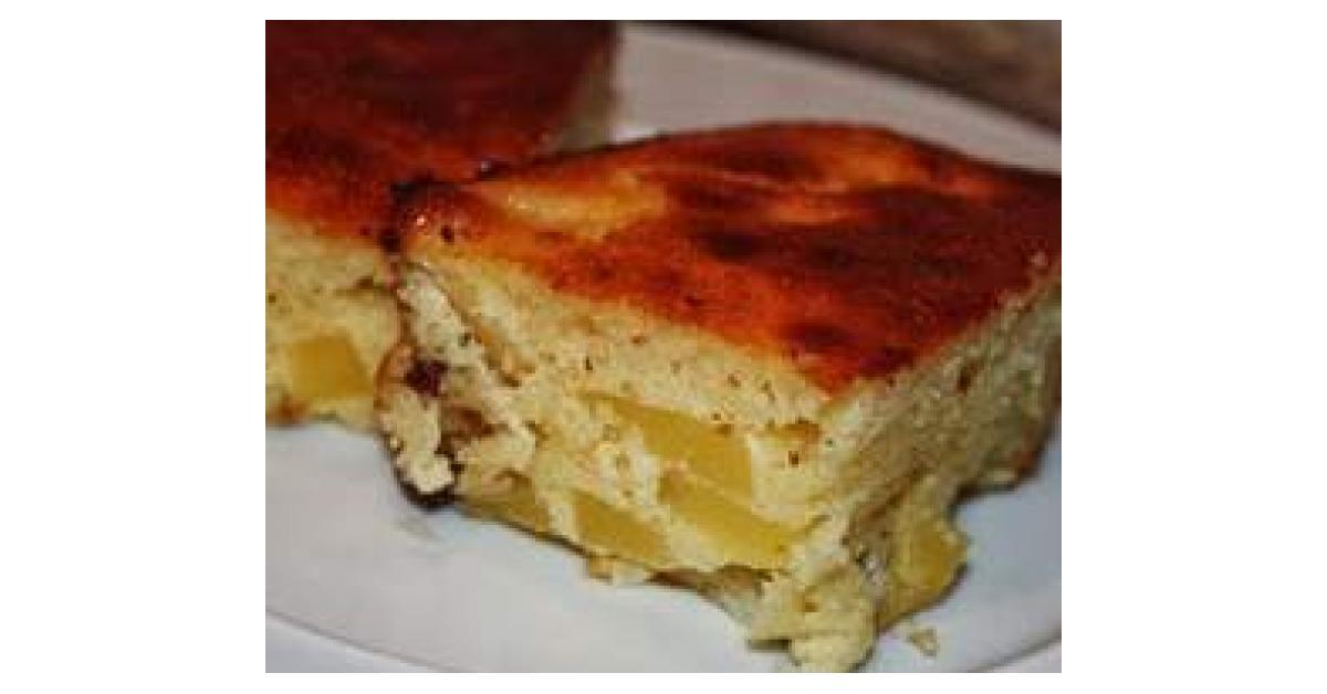 Apfel Griess Kuchen Von Flebie Ein Thermomix Rezept Aus Der