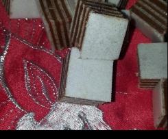 Schokoladinchen, Heinerle, Liebesküsschen mit Tonka