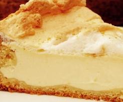 Ines' Käsekuchen mit Baiser