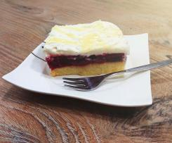Rote-Grütze-Eierlikörkuchen by Fairy-Cakes