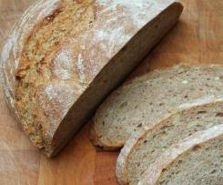 Roggen-Buttermilch-Brot