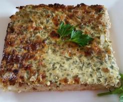 Weißkohl-Speck-Kuchen