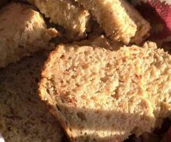 Buttermilch - Zwiebel - Brot