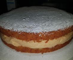 Karamell-Nuß-Torte -GLUTENFREI-