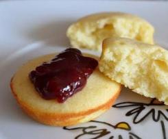 Gebackene Pancakes