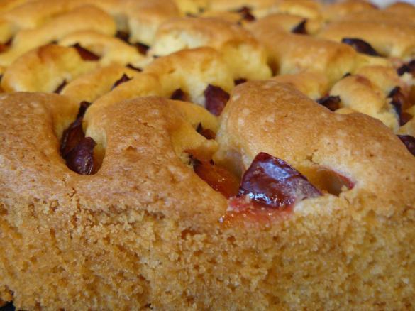 Zwetschgen Eierlikor Kuchen Von Simanito Ein Thermomix Rezept Aus