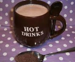 Trinkschokolade wohltuend an kalten Tagen
