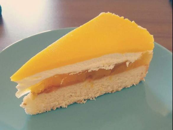 Pfirsich Maracuja Torte Solero Torte