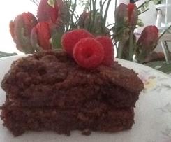 Möhren Brownies - super saftig