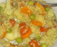 Quinoa-Gemüse-Mix