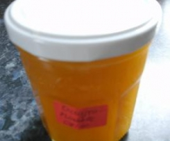 Mirabellen-Orangen Marmelade