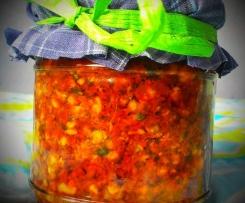 Tomate- Basilikum- Pesto (vegan)
