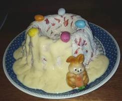 Erdbeer-Joghurt Guglhupf, das Osterdessert