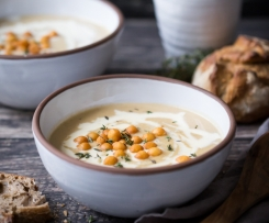 Whiskey / Whisky Cheddar Suppe