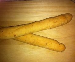Salami Stängli (Finger-Food)