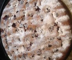 Kirsch-Marzipan-Kuchen