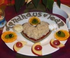 Advents-Dessert