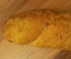 Käse-Schinken Baguettes