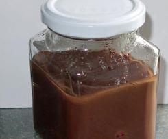 Schokopudding selbst gemacht ohne Schokolade