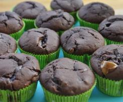 Saftige & fluffige Toffifee Muffins