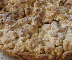 Dalli Dalli Apfelkuchen