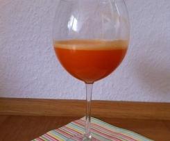 Vitamin-Karotten-Ingwer-Drink
