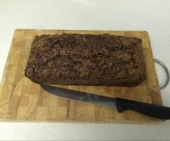 Schoko-Zucchini-Kuchen vegan
