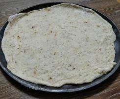 Sebastian's Pizzateig