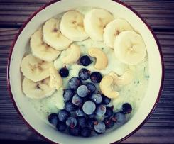 Zucchini Porridge Zoats