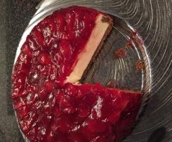Erdbeer Cheesecake fast wie bei Starbucks