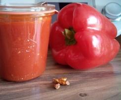 "Tomaten- Paprika Sauce ""Сацебели"""