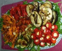 Anti Pasti - Antipasti - Varoma Gemüse
