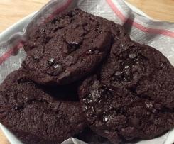 American Cookie schokolade