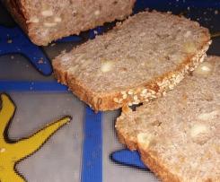 Dinkel-Brot nach Dr. Bruker