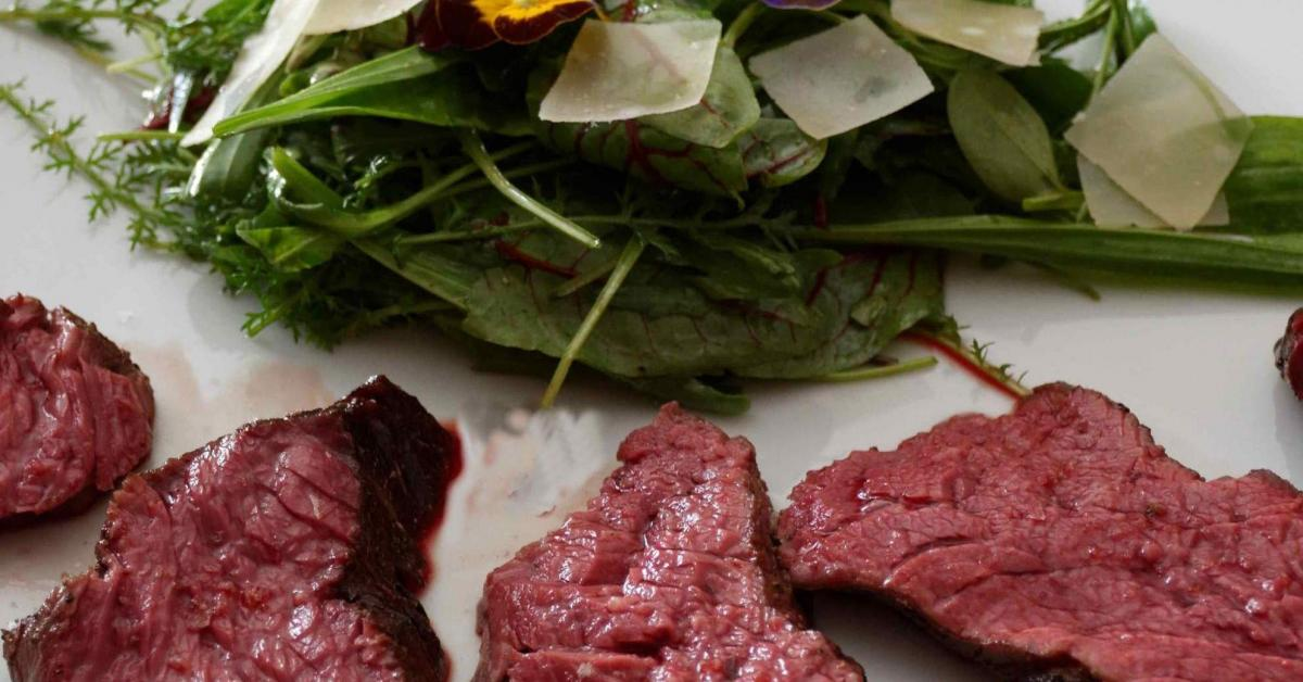 flank steak sous vide von udoschroeder ein thermomix. Black Bedroom Furniture Sets. Home Design Ideas