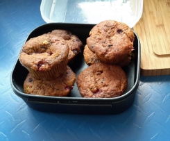 Yogurette Muffins