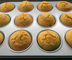 Variation Kürbis Muffins