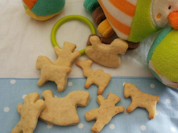 Kekse Fur Babys Zuckerfrei Von Bininanny Ein Thermomix Rezept