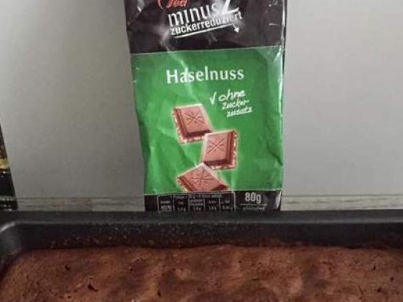 Schoko Nuss Kuchen Ohne Mehl Low Carb Von Lara83lalala Ein
