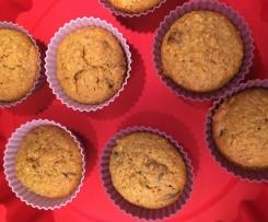 Variation von Frühstücks-Muffins