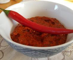 Paprika Paste türkische Art
