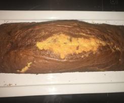Fluffiger Marmorkuchen