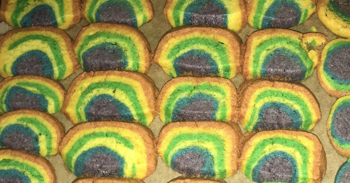 Einhorn pups kekse rezept
