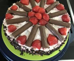 Yoghurette Torte