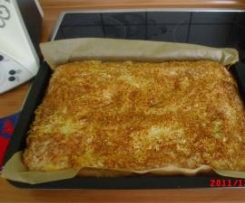 Buttermilch-Kokos-Kuchen