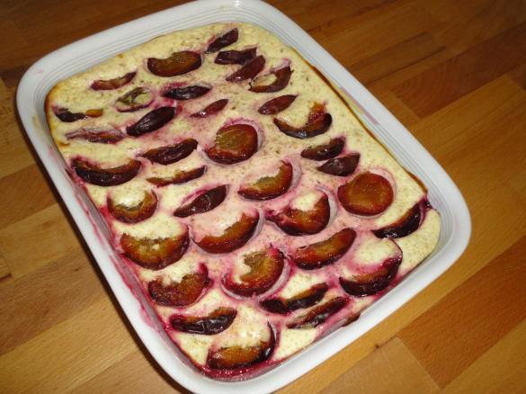 Amaranth Quark Auflauf Mit Obst Low Carb Von Kochloffel Mix Ein