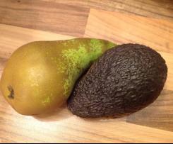 Süsskartoffel Avocado birnenbrei