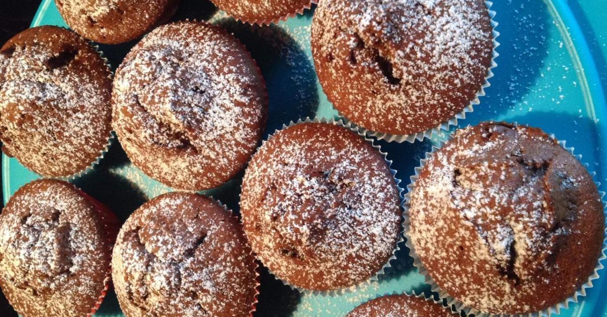 Schoko Bananen Muffins Thermomix : schoko bananen muffins von mela 76 ein thermomix rezept aus der kategorie backen s auf www ~ A.2002-acura-tl-radio.info Haus und Dekorationen